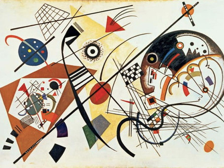 Between Kandinsky and Me