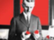 Broken-Hearted Genius | digital portrait of Nikola Tesla | artist, Bojana Randall