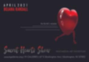 April 2021 _ Sacret Hearts Show