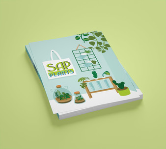 Sap Plants / In-Order Leaflets