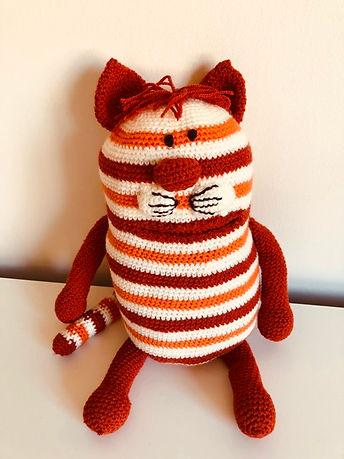 Cat crochet by Andrea K.JPG