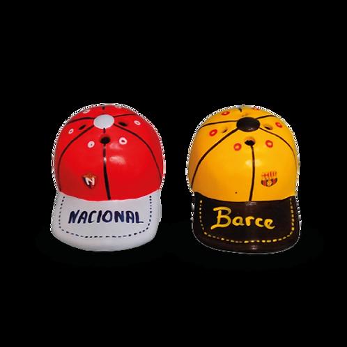Gorras de Cerámica