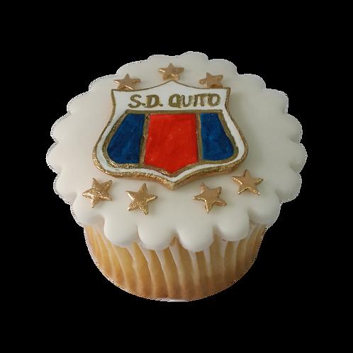 Cupcake Deportivo Quito