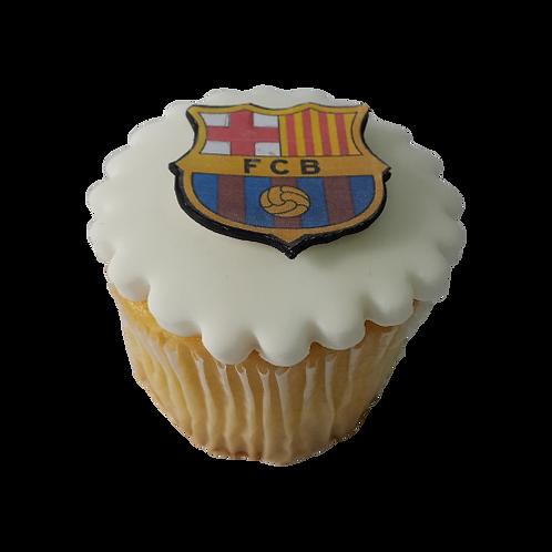 Cupcake Barcelona de España