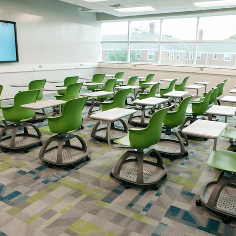 Room L203 - Kate and Michael Joyce '70 Collaborative Classroom