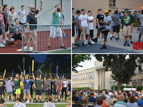 Best of the Week 2018-2019: Holy Cross Values