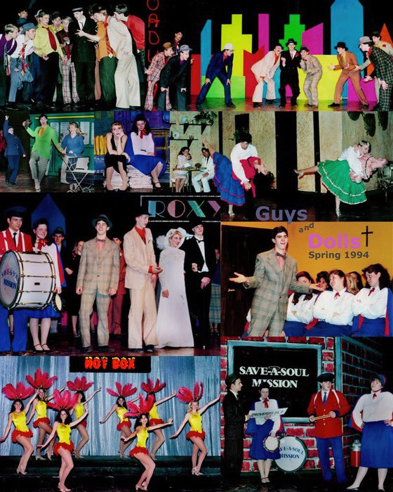 Guys and Dolls 1994