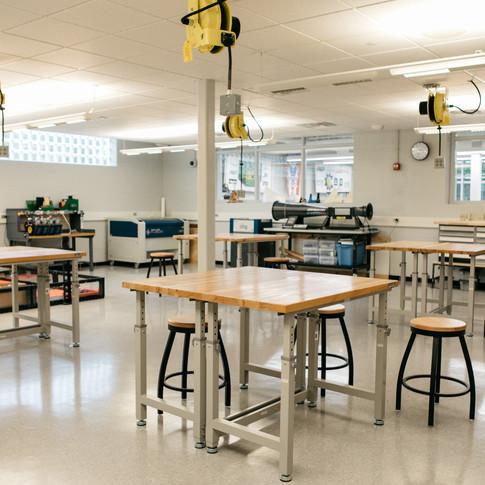 Room L2 - Fabrication Lab