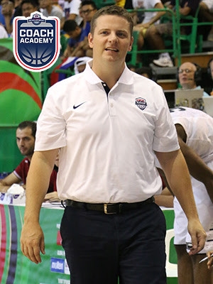 Eric Flannery  is one of the featured speakers at the USA Basketball Cleveland Coach Academy. Flannery is the head boys basketball coach at St. Edward High School, and he helped lead USA Basketball to gold medals as an assistant coach for the 2013 USA U16 and 2014 USA U17 men's national teams.