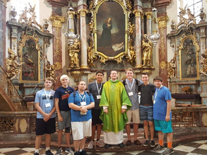 Seven Edsmen to Travel to Poland for 2016 World Youth Day
