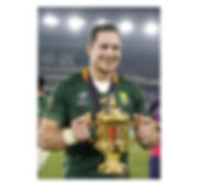 Francois Louw | Rugby World Cup Winner | Sports Physio | Physica Health