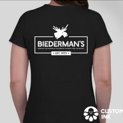 Women's Biedermans T-shirt