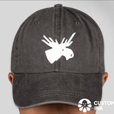 Moose Ball Cap
