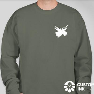 Biederman's Fatigue Green Sweatshirt