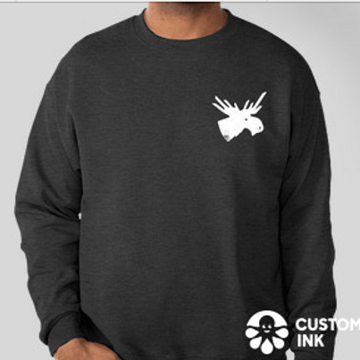 Biederman's Heather Gray Sweatshirt