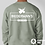 Thumbnail: Biederman's Stonewash Green Sweatshirt
