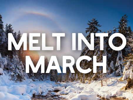 MARCHING ON — EMBRACE THE TURNING SEASONS