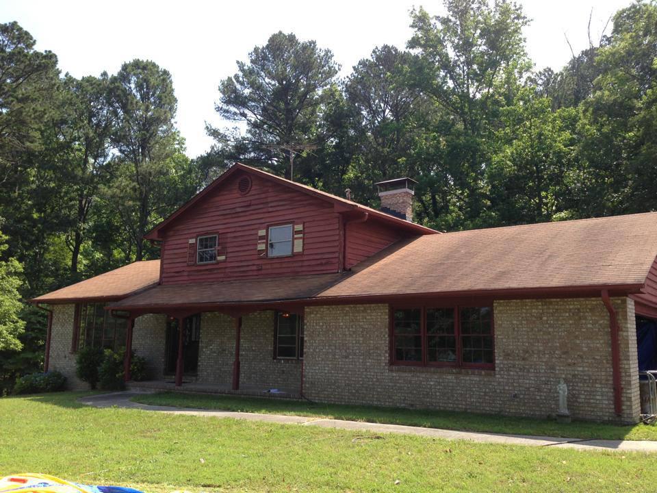 1960's Powder Springs Farm House