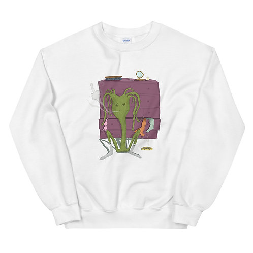 'Isolation' Crewneck