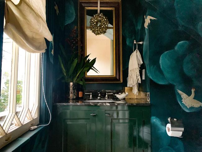 Stamford Powder Room
