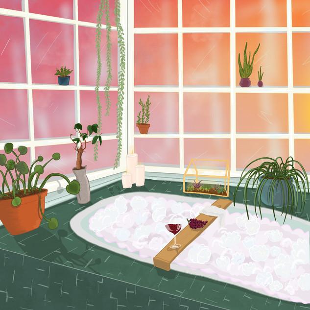 Bathtub goals