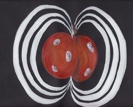Plant-hand-spiral series 5