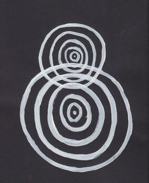 Plant-hand-spiral series 13