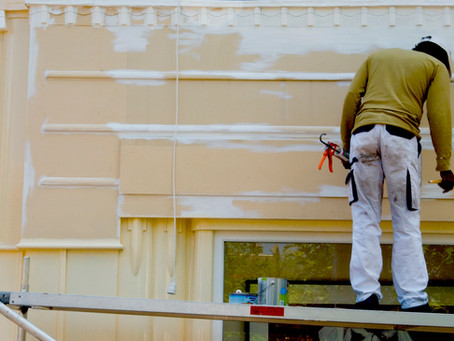 The Ideal Exterior Painting Temperatures