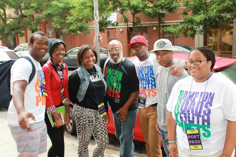 Hampon Roads Youth Poets