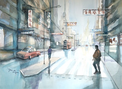 Life in 2050: A Gentrified Cityscape