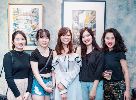 Chez Trente Gallery X Elaine Chiu Solo Exhibition