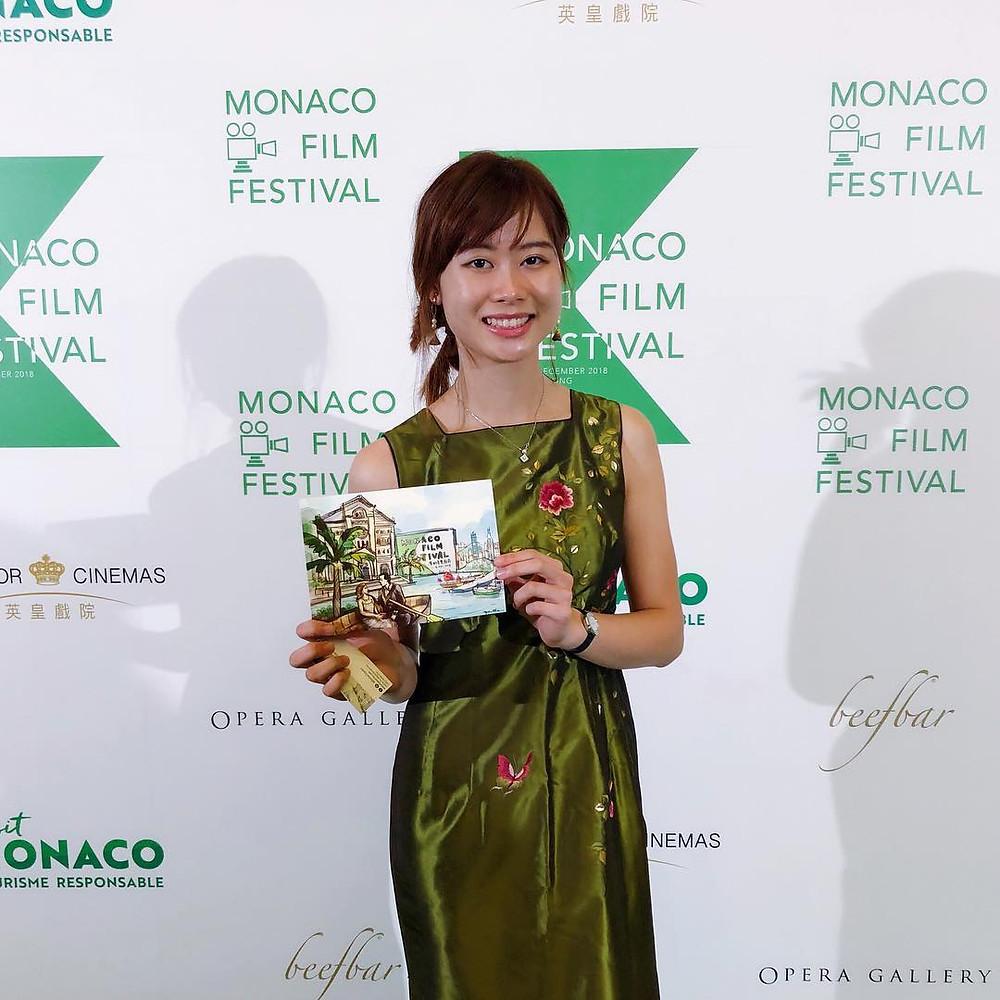 Elaine Chiu Monaco Film Festival