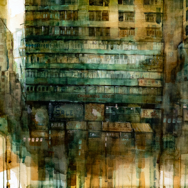 Chungking Mansions 重慶大廈