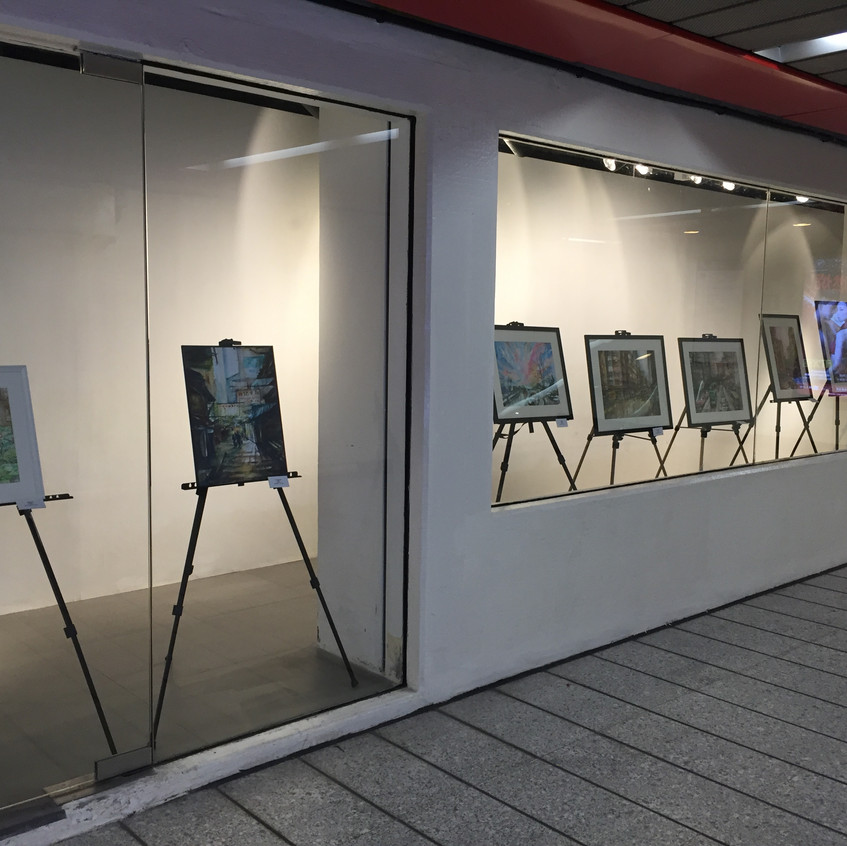 Heartbeat in Hong Kong Exhibition