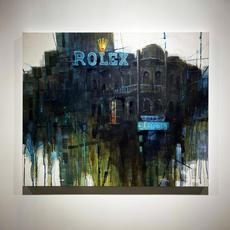 Old Tsim Sha Tsui 舊尖沙嘴, 2020,Acrylic on canvas, 64.5 by 78 cm