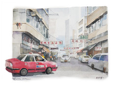 Signs and the City 城市的標記