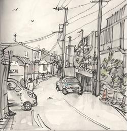 Osaka Street-snap