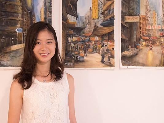 TheDesk: Elaine Chiu: 'Seeking' a Hong Kong identity through her art