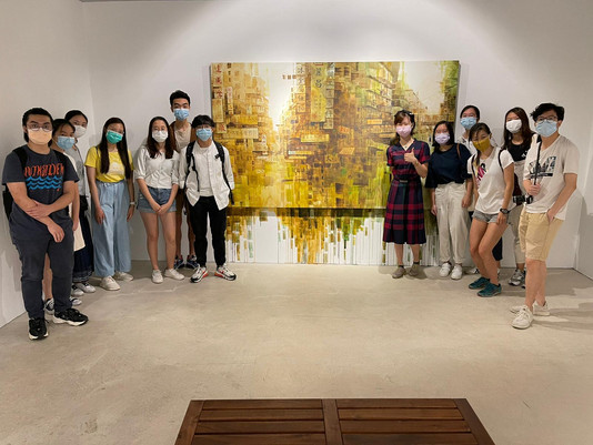 Before Memories Expire: HKU Architectural Society Student Tour