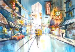 Life in 2050: Future Hong Kong