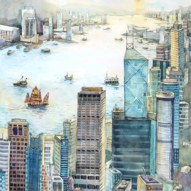 Sunrise Harbour 日路海港