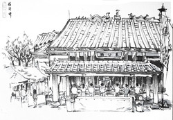 Che Kung Temple 車公廟