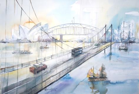 Hong Kong 2050: Sydney X Hong Kong