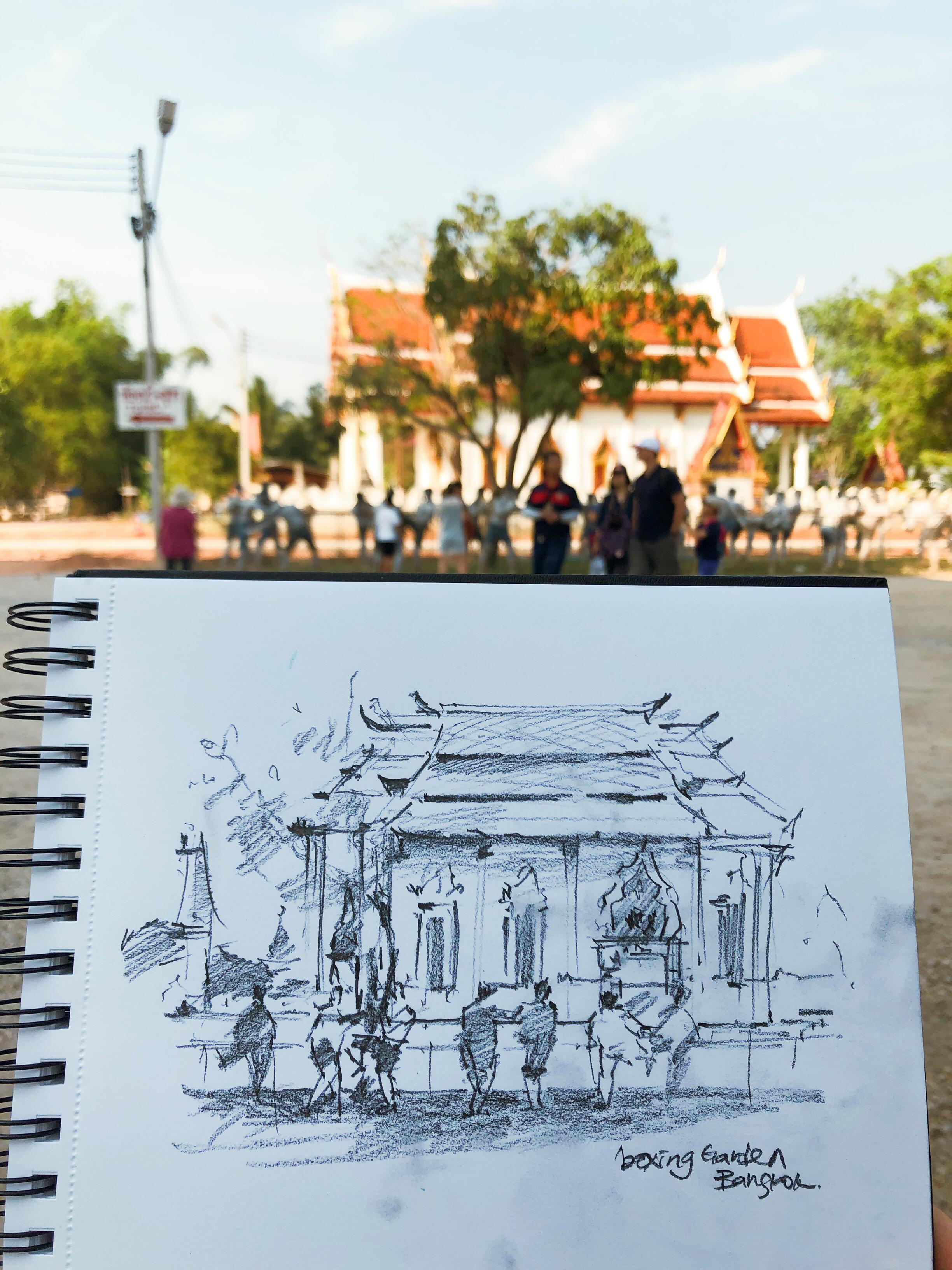 Boxing Garden Bangkok