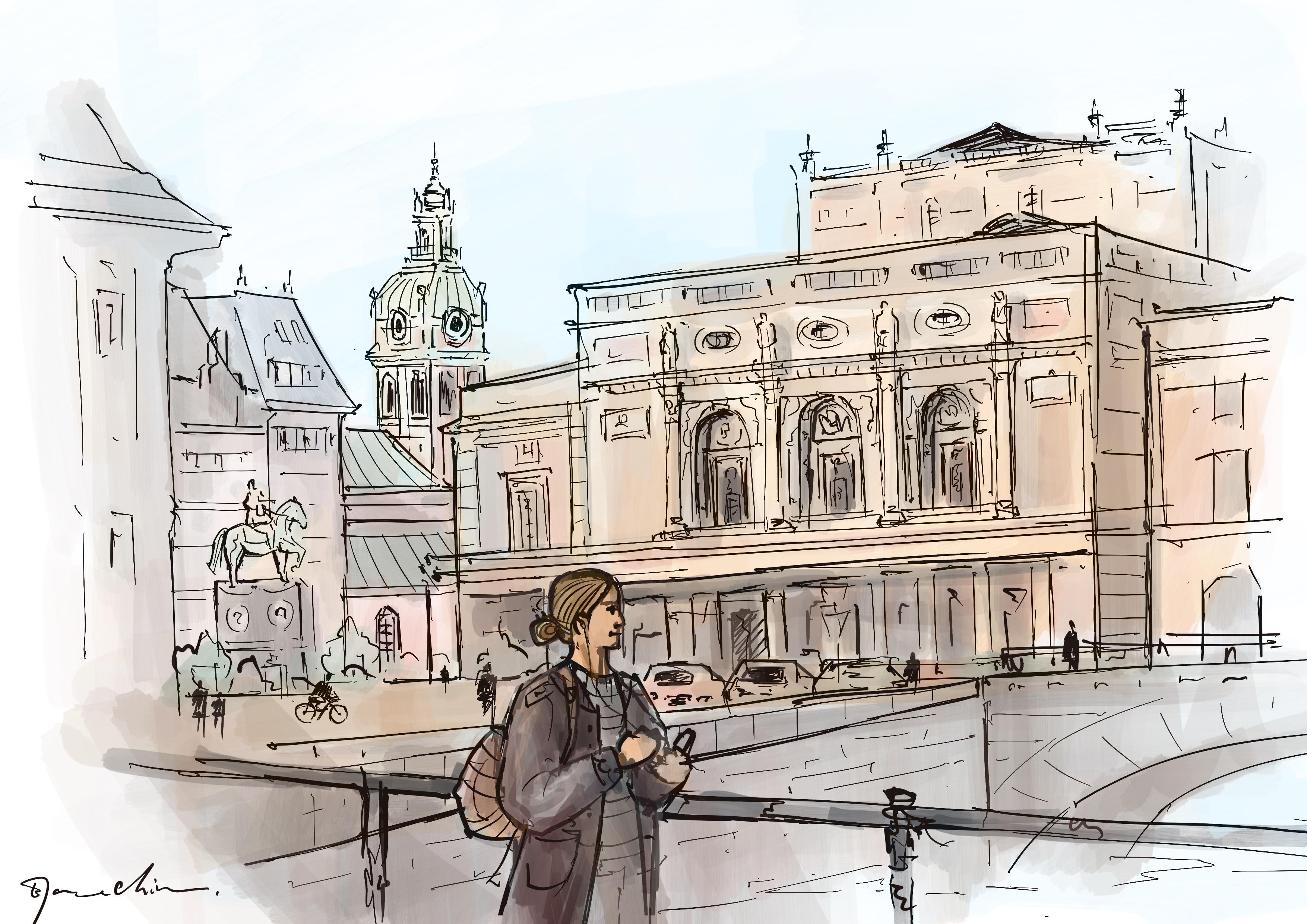 Stockholm City 斯德哥爾摩