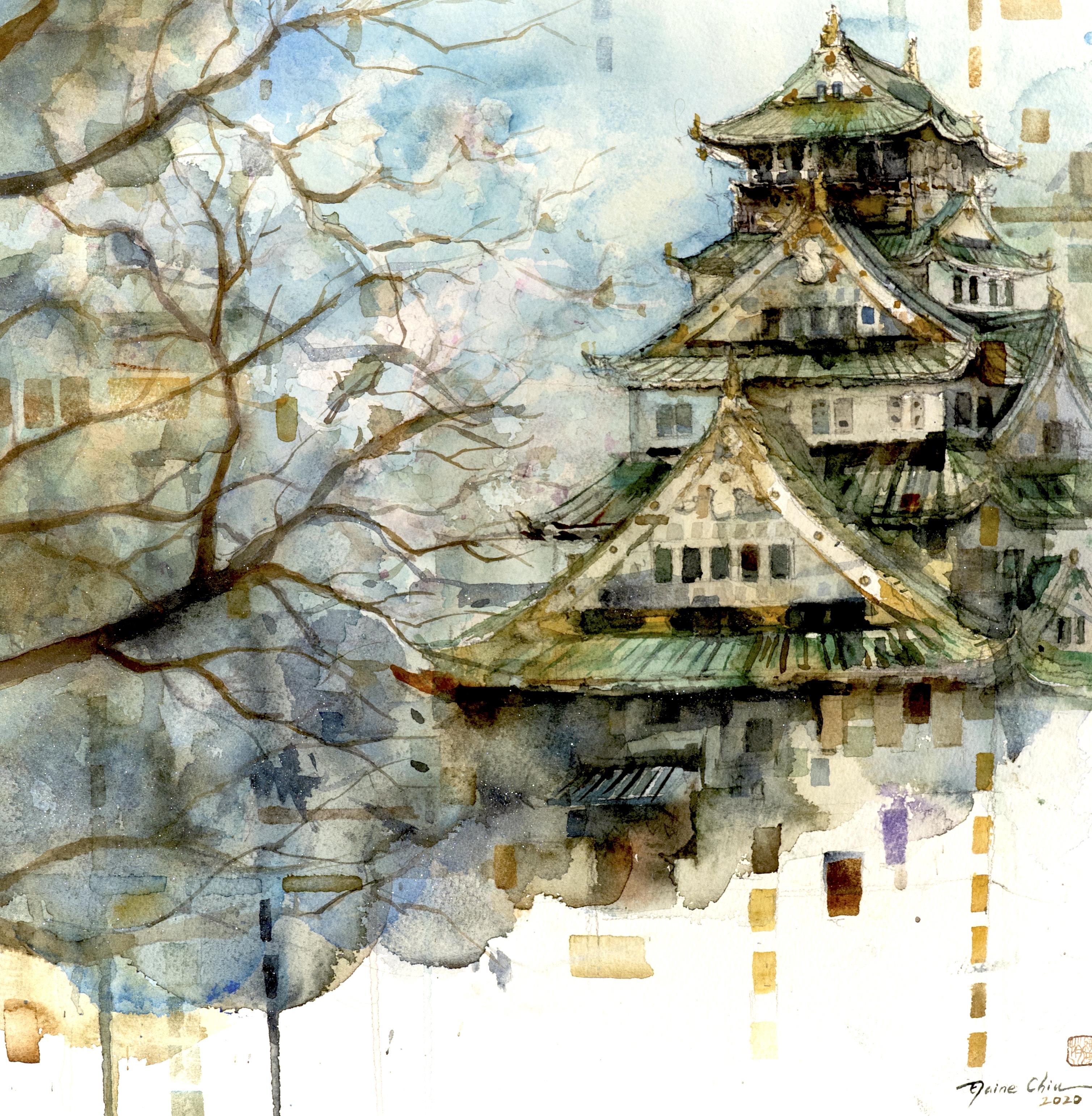 Osaka Castle 大阪城天守閣