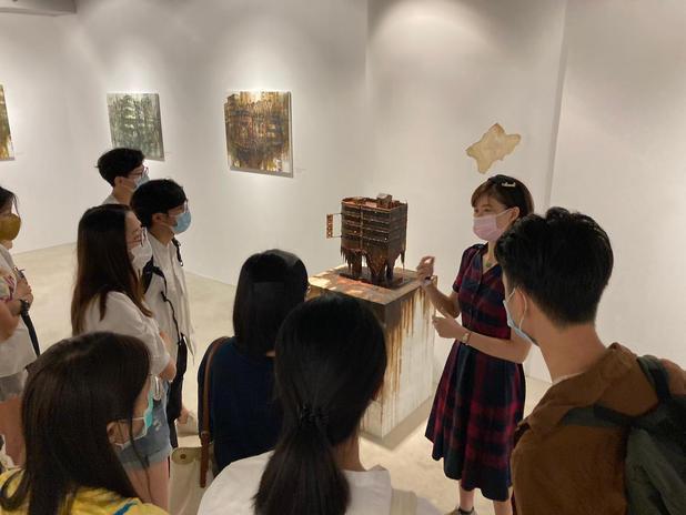 Student tour: HKU Architecture Society