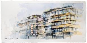 Cheung Sha Wan Tenement House 長沙灣唐樓, 2018
