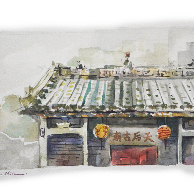天后古廟 Tin Hau Temple