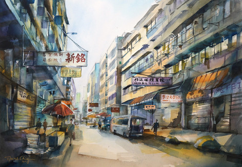 Tai Nan Street - Flash Back 大南街印象